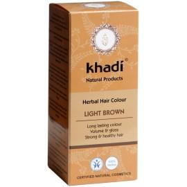 KHADI® - Tinta Vegetale Castano Chiaro