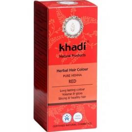 KHADI® - Tinta Vegetale Rosso