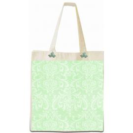 Eco Bag Green Leaves