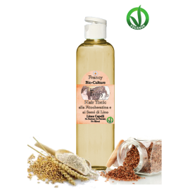 Hair Tonic with Flax Seeds and Vegetable Keratin