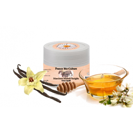"Hair Mask ""Honey&Vanilla"""
