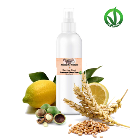 "Anti-Frizz Hair Lotion ""Coconut&Honey"""