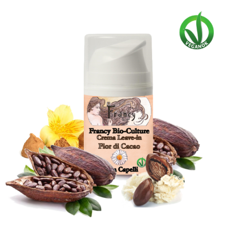 Crema Leave-in - Fior di Cacao