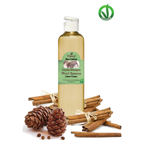 "Body and Hair Wash ""Wood Essence"""