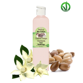 "Moisturizing Body Cream ""Gardenia"""