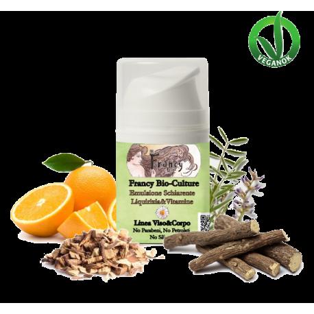 Emulsione Schiarente Liquirizia & Vitamine