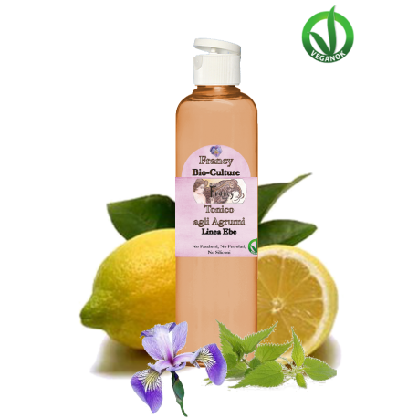 Citrus Skin Tonic Water