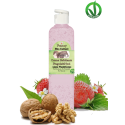 "Exfoliating Cream ""Strawberries&Nuts"""