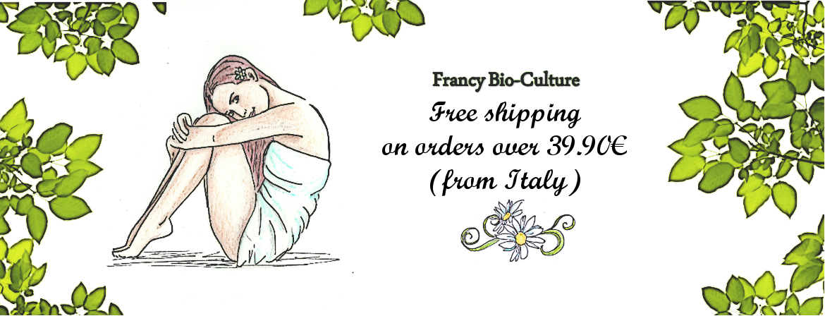Free shipping on orders over 39.90€ (Italy)